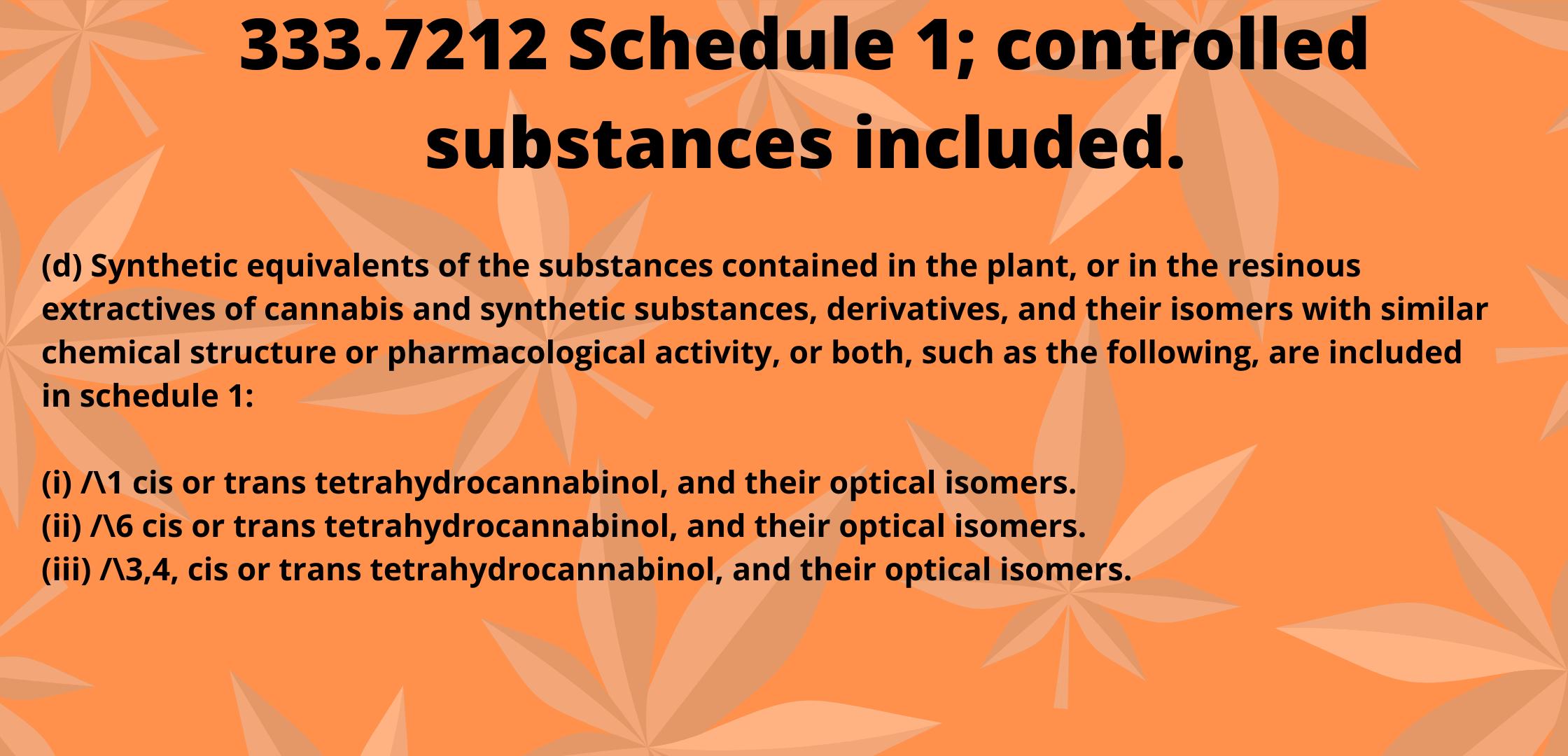 Is Delta 8 THC Legal In Michigan