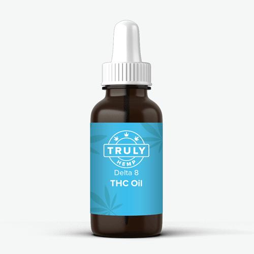 Delta 8 THC Oil