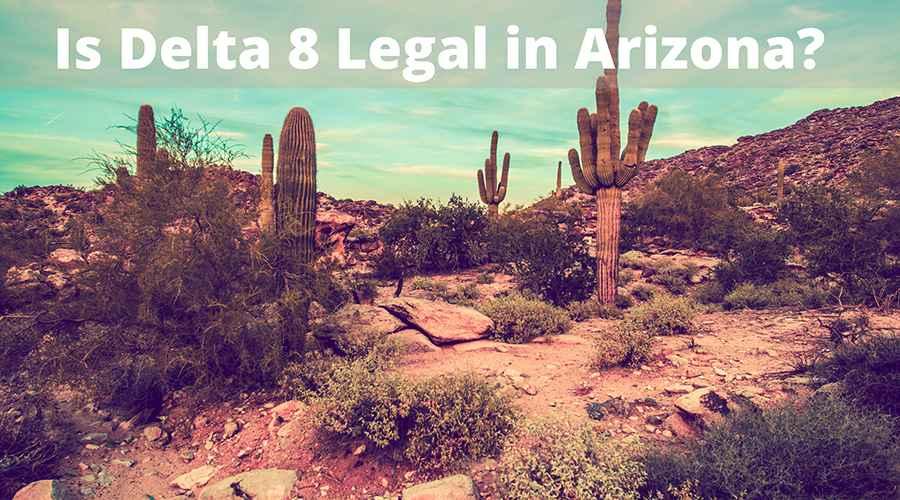 Is Delta 8 legal in Arizona - Truly Hemp